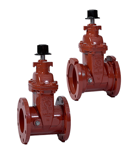 Brecco - NRS Resilient Seated Gate Valve